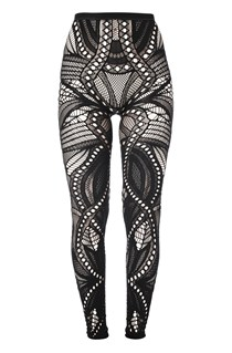 Aura Lace Leggings