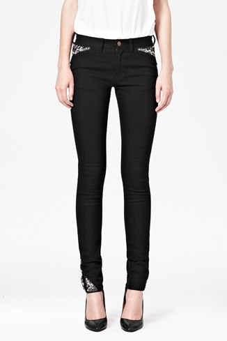 Dazzle Denim Jeans