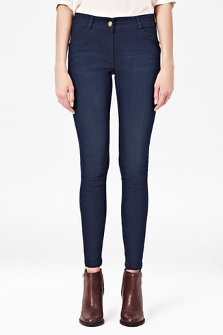 Lucy Luxe Panelled Leggings