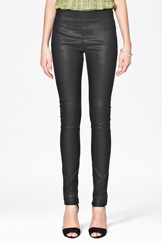 Judy Jegs Wetlook Leggings