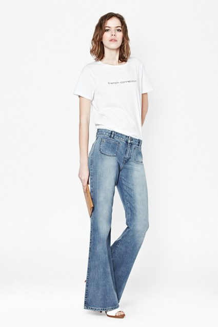 Seattle Blue Boyfriend Jeans