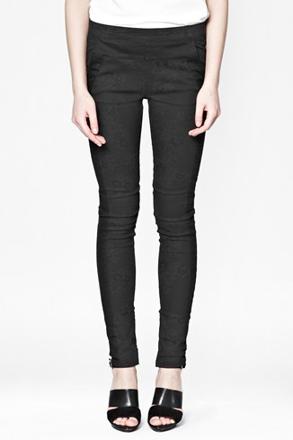 Nomad Floral Skin Tight Jeans