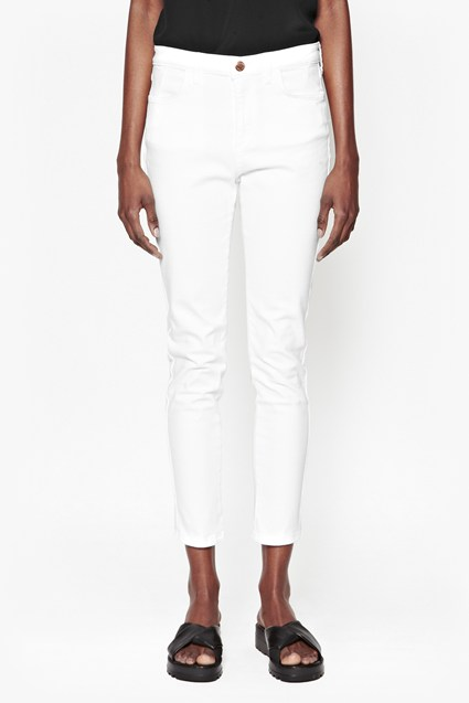 Slim Cropped Jeans