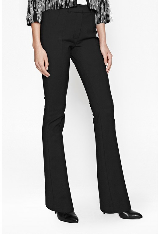 Gloss Bootcut Tailored Trousers