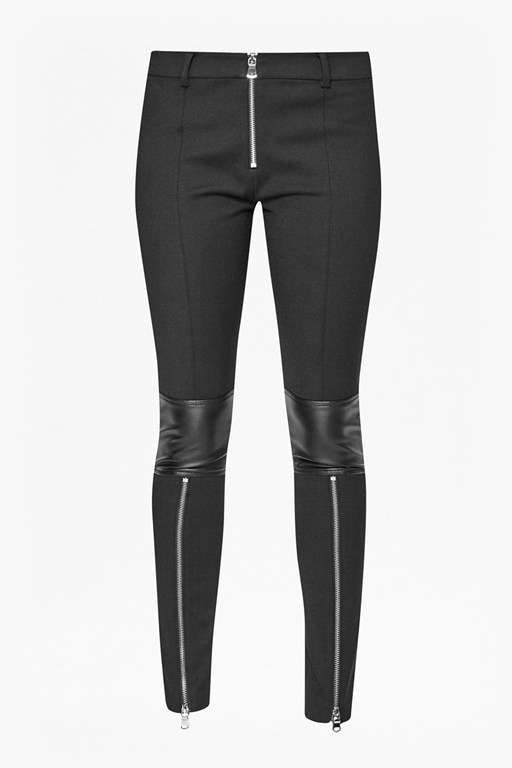 Complete the Look Glass Zip Up Leggings