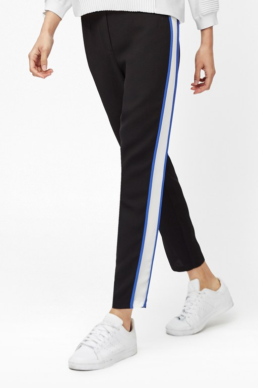thomas block peg trousers