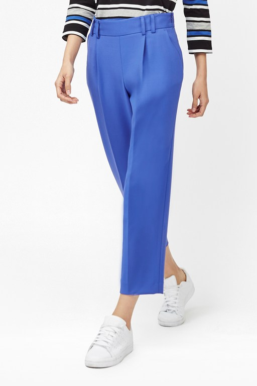 Complete the Look Whisper Light Cropped Peg Trousers