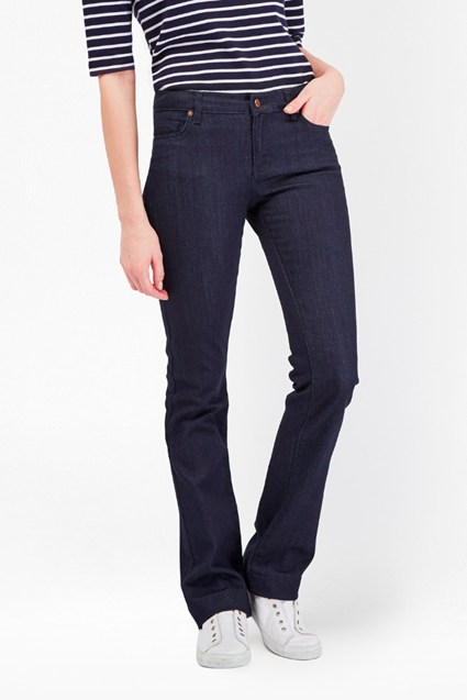 Narrow Belle Bootcut Jeans