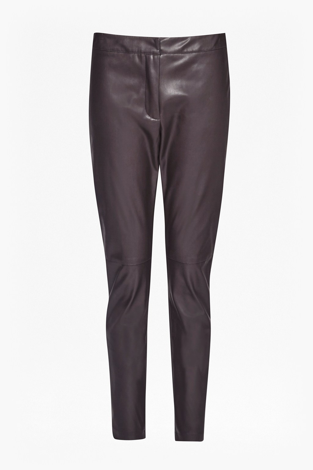 ac4832c3d21 Atlantic Faux Leather Trousers | Collections | French Connection
