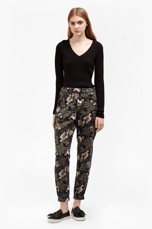 adeline dream drape joggers
