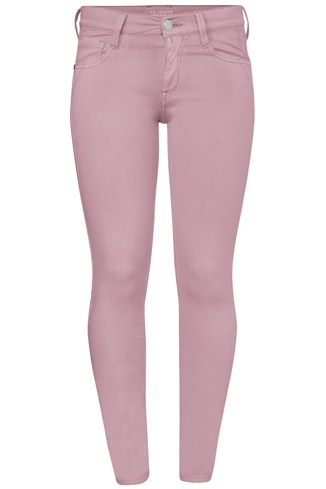 Lilly Denim Zip Fly Skinny