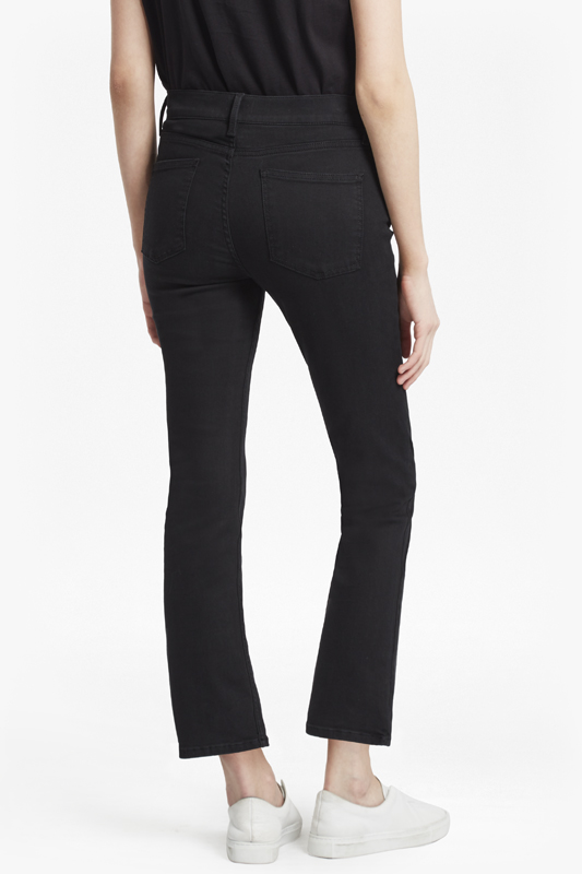 French Connection Antique Dye Kick Crop Jeans Genuine Online Buy Cheap Official Cheap Sale Fast Delivery Browse Cheap Online tVS9Vji
