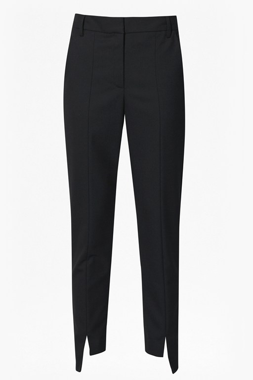 winter tallulah step hem trousers