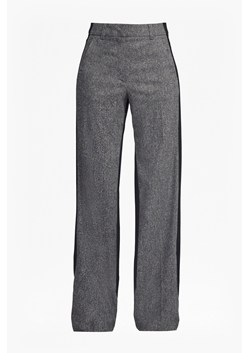 Antonia Wide Leg Tweed Trousers