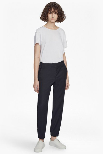 32986073395 georgie suiting jogger trousers £80.00£29.00. Save To Wishlist. Atlantic  Faux Leather Trousers