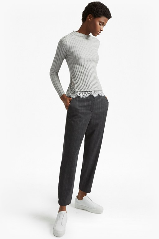 Complete the Look Georgie Suiting Jogger Trousers