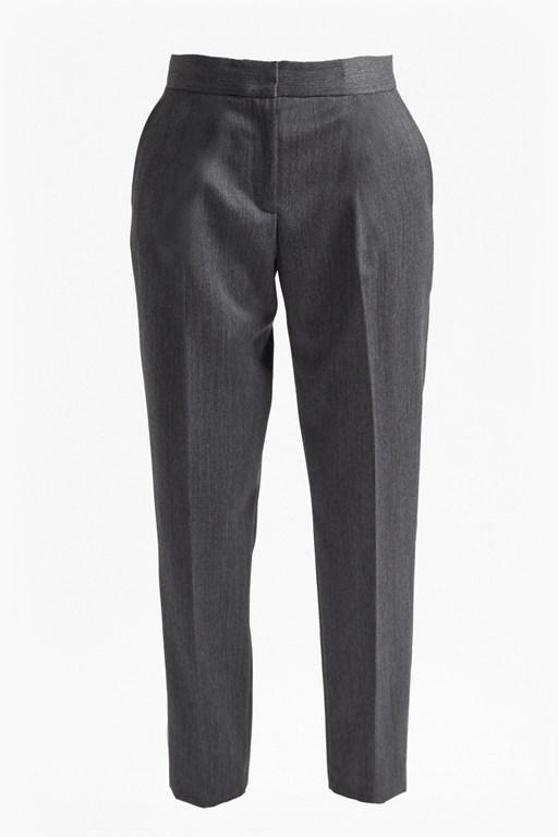 Complete the Look Freida Wool Tapered Trousers