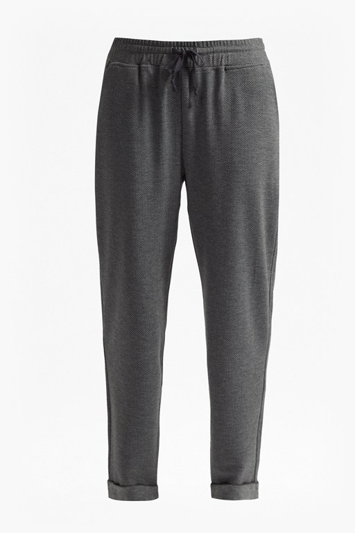 Complete the Look Estella Jersey Tweed Joggers
