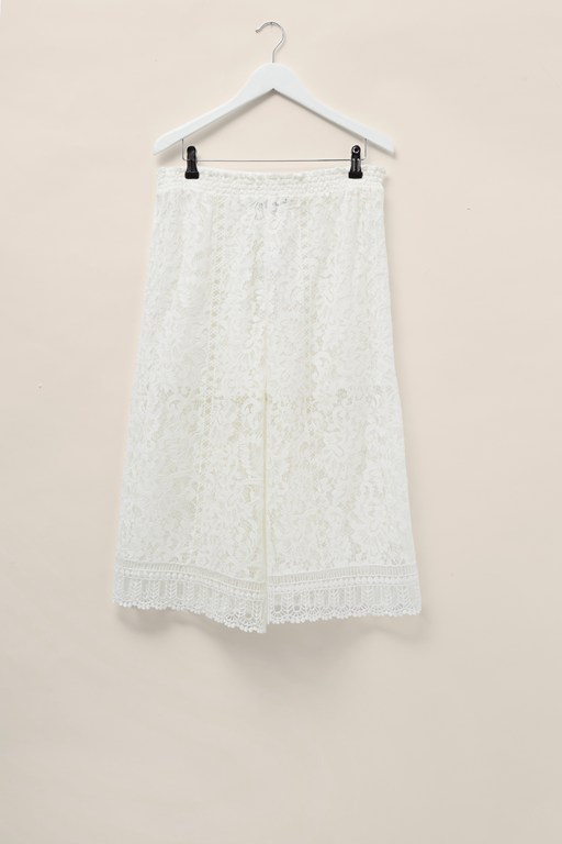 Complete the Look Arta Lace Culottes