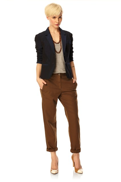 Laurita Linen Trousers