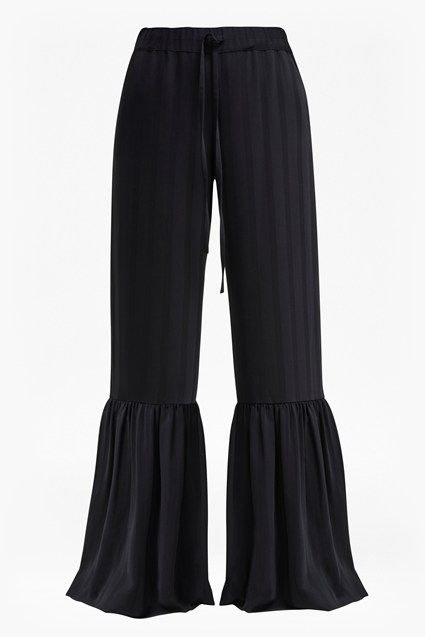 Aleida Suiting Bell Bottom Trousers