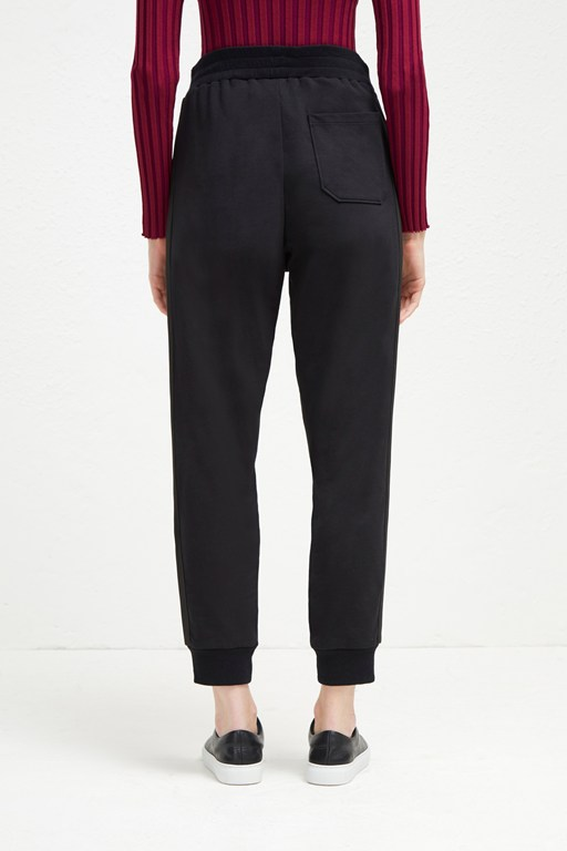 Complete the Look Tied Sleeve Tri-Blend Sweat Trousers
