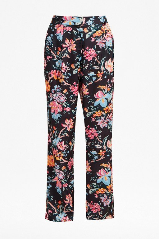 bridget satin relaxed trousers