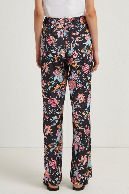 Complete the Look Bridget Satin Relaxed Trousers