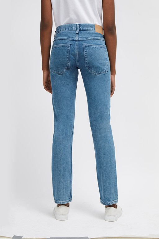 Complete the Look Selvedge Slim Straight Jeans