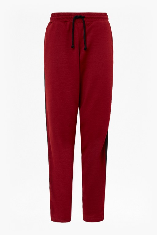 Complete the Look Yvonne Jersey Side Stripe Joggers