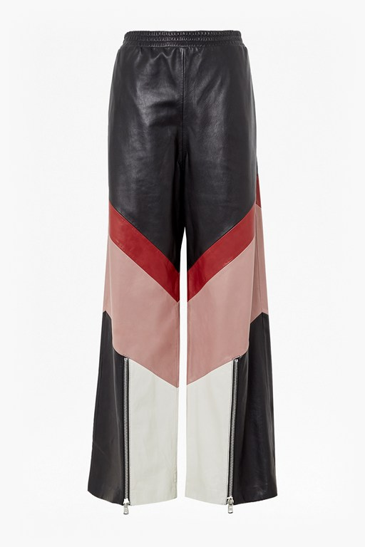 Complete the Look Adela Leather Trousers