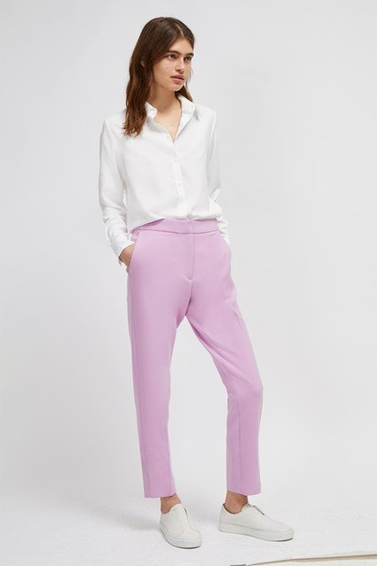 Sundae Suiting Pastel Tailored Trousers