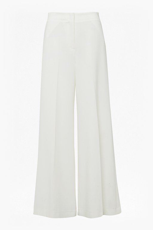 aria flared tailored trousers