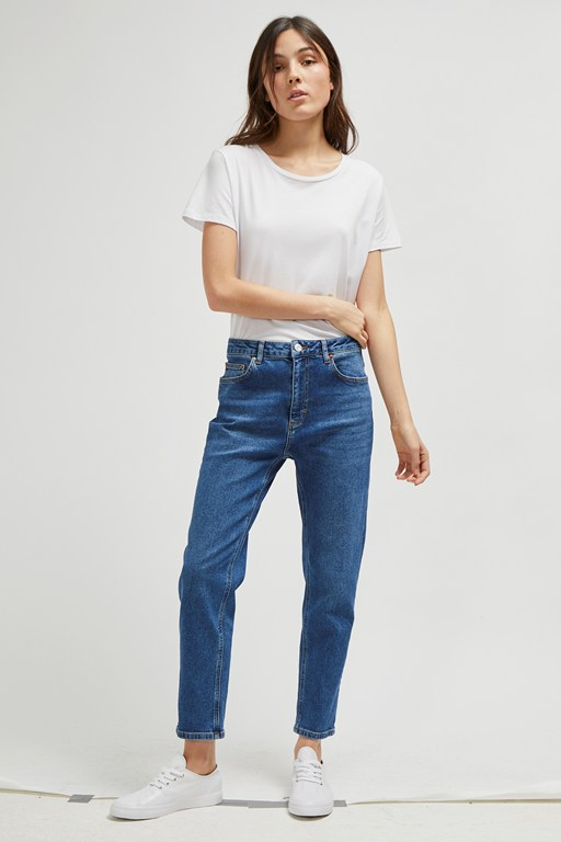 Complete the Look Jilly Denim Mom Jeans