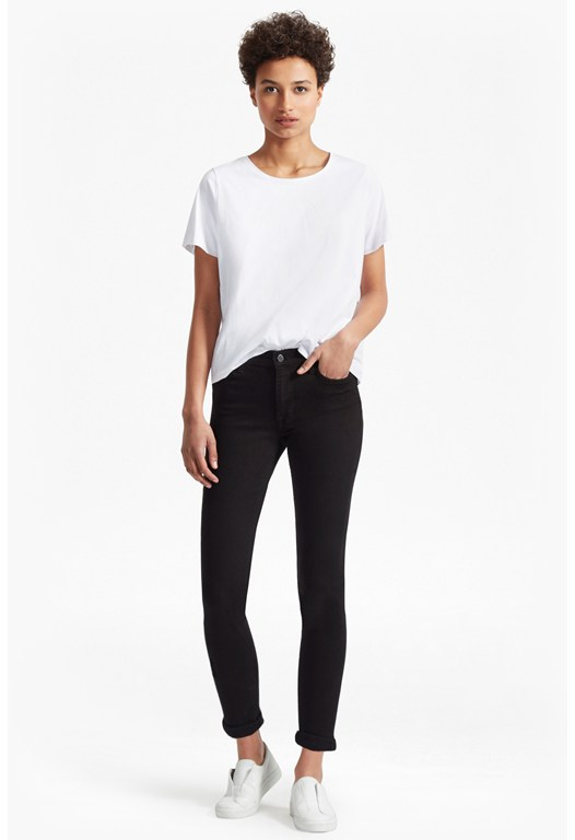Rebound Stretch Long Length Skinny Jeans