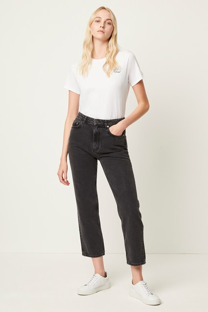 Lillian Denim Straight Leg Jeans