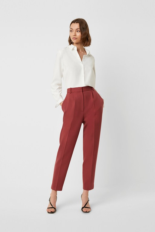 alido sundae suitng pleated trousers