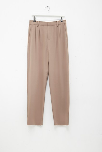 Amato Suiting Double Pleated Trousers