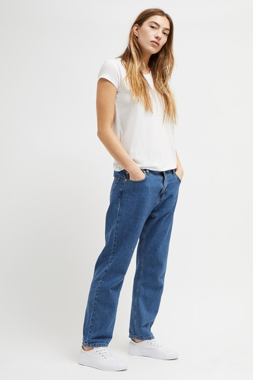 Complete the Look Fitz Denim True Boyfriend Jeans