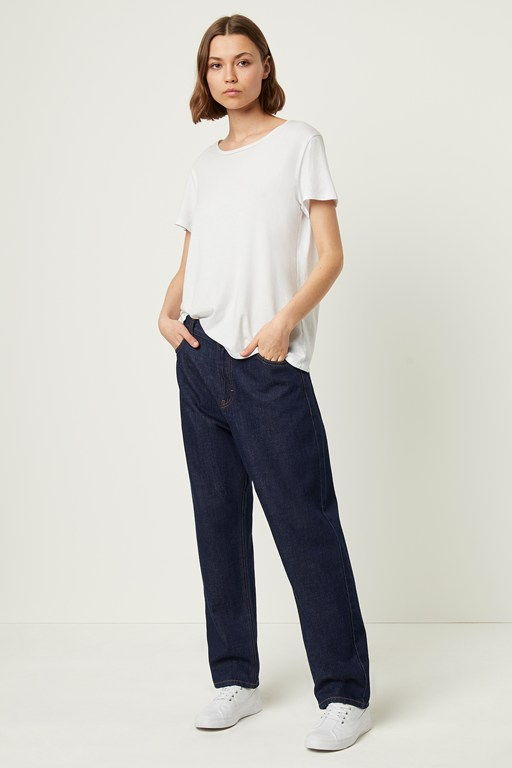 Complete the Look Fitz Denim Super Slouchy Boyfriend Jeans