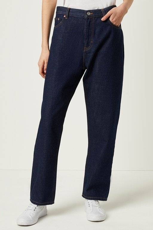 Complete the Look Fitz Denim Slouchy Boyfriend Jeans