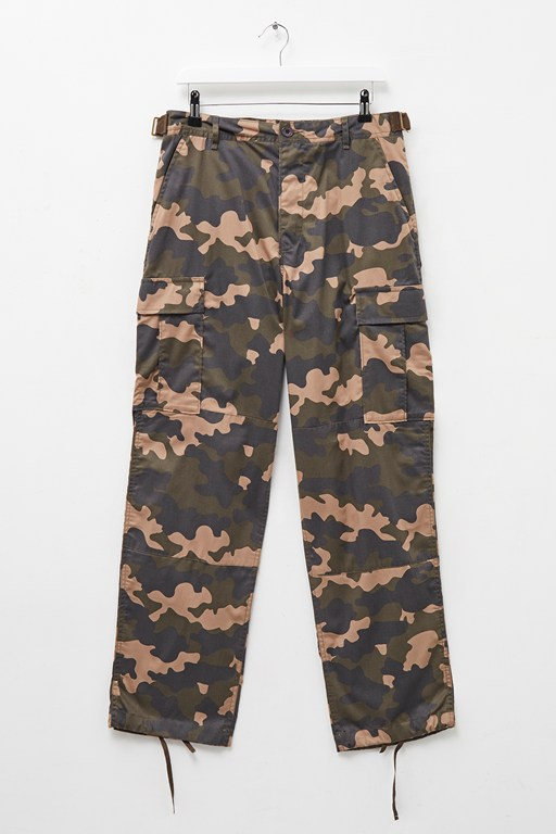 Complete the Look Carri Camo Cargo Trousers
