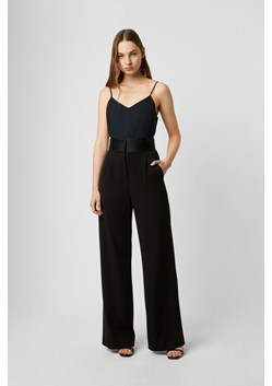 Amato Suiting High Waist Wide Leg Trousers