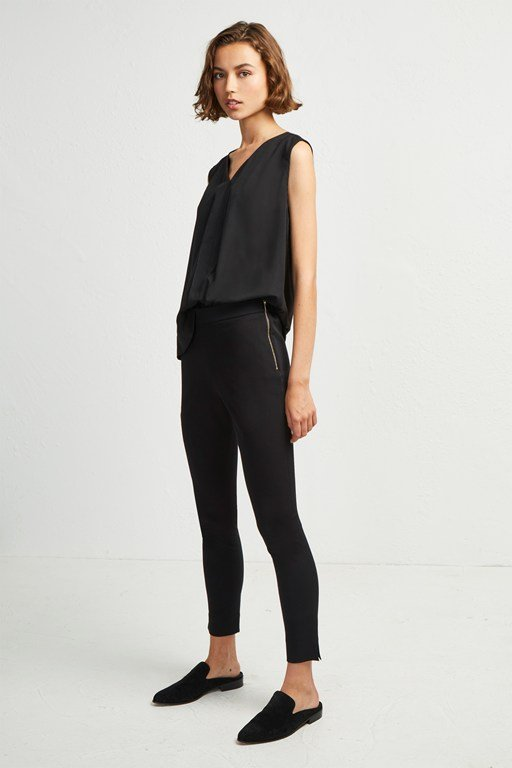 Complete the Look Kara Twill Skinny Trousers