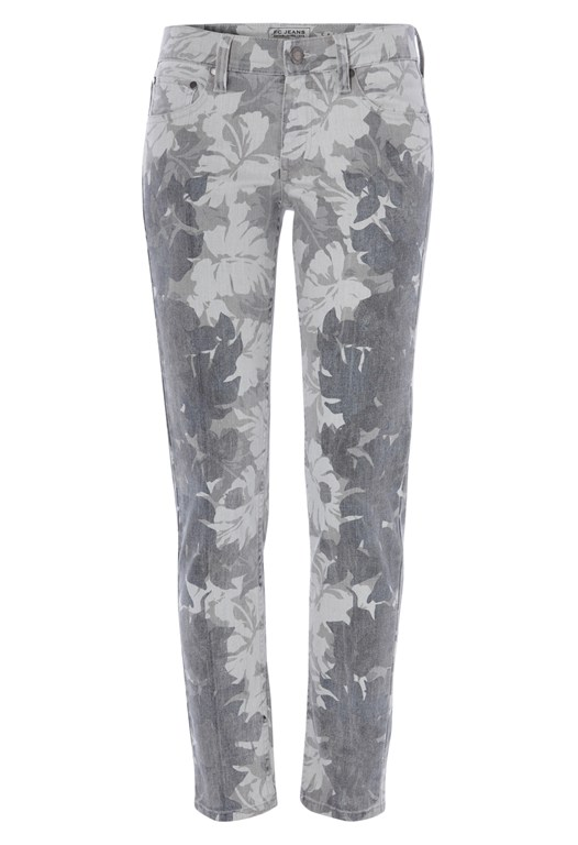 Bleach Jungle Jeans
