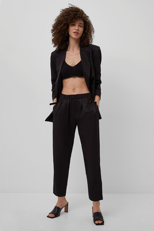 carena suiting tapered trousers