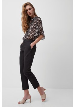 Fino Glass Stretch Slim Trousers