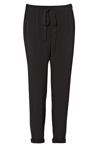 Swallow Plains Tie-Waist Trousers
