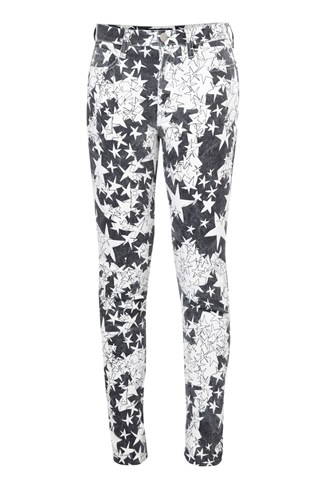 Starsky Denim Printed Jean