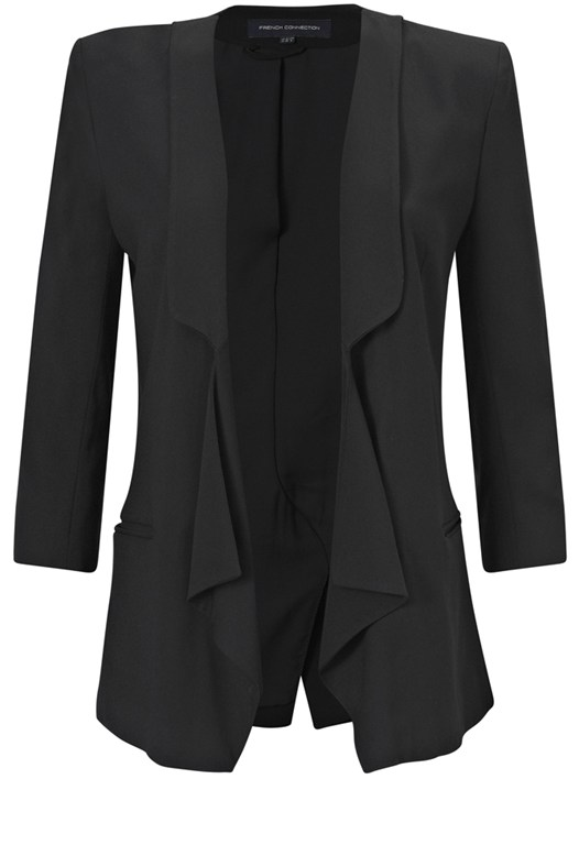 Classic Connie Crepe Jacket